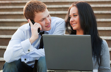 http://www.dreamstime.com/stock-images-young-couple-laptop-image17352174